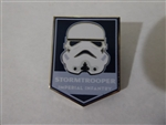 Disney Trading Pin 122014 DLP - Star Wars Helmet Booster Set - Stormtrooper only