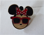 Disney Trading Pin 122048 Emoji Blitz Minnie Booster - Sunglasses Only