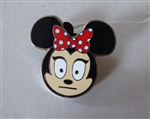 Disney Trading Pin 122049 Emoji Blitz Minnie Booster - Scared Only