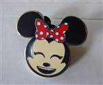 Disney Trading Pin 122050 Emoji Blitz Minnie Booster - Grin Only