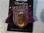 Disney Trading Pin 122204 Princess Tapestry - Tiana