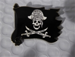 Disney Trading Pin 122237 Pirates of the Caribbean - Skull and crossed swords
