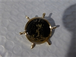 Disney Trading Pin 122240 Pirates of the Caribbean - Ships Wheel with Captain Jack
