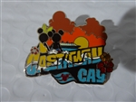 Disney Trading Pin  122303 Castaway Cay Sunset with Mickey & Minnie