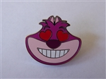 Disney Trading Pin  122473 Emoji Blitz Cheshire Cat Heart Eyes
