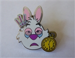 Disney Trading Pin 122476 Emoji Blitz White Rabbit I'm Late