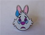Disney Trading Pin 122477 Emoji Blitz White Rabbit Nervous