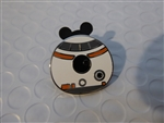 Disney Trading Pin 122500 Star Wars - Tsum Tsum Mystery Pin Pack - Series 2 - BB-8