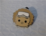 Disney Trading Pin 122521 Star Wars - Tsum Tsum Mystery Pin Pack - Series 2 - Han Solo Battle of Hoth