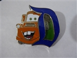 Disney Trading Pin 122667 DLR - Charming Characters - Tow Mater only