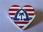 Disney Trading Pin 122698 Aulani Heart