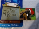 Disney Trading Pin 122714 WDW - 2017 Quarterly Collection - Disney Recollections - Fox and the Hound