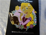 Disney Trading Pin 122873 Rapunzel Painting - Tangled the Series