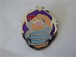 Disney Trading Pin  122992 Crooked Comrades Reveal/Conceal Mystery Set - Mr. Smee