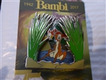Disney Trading Pin  123165 Bambi - 75th Anniversary - Bambi and Faline in Reeds