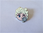 Disney Trading Pin  123195 Emoji Blitz - Booster Set - Elsa Blowing Kiss Only