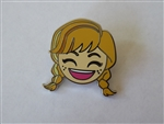 Disney Trading Pin 123200 Emoji Blitz - Booster Set - Anna Laughing Only