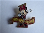 Disney Trading Pin 123657 SDR - First Anniversary Series - Minnie Mouse