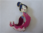 Disney Trading Pin 123747 ACME/HotArt - Dancing Princesses Series - Jumbo - Mulan