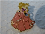 Disney Trading Pin 12384: Sparkle Princesses (Aurora)
