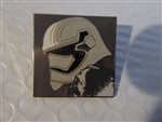 Disney Trading Pin   124035 Star Wars: The Last Jedi Mystery Pin Captain Phasma ONLY
