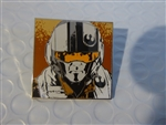 Disney Trading Pin 124037 Star Wars: The Last Jedi Mystery Pin Poe Dameron ONLY