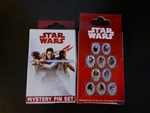 Disney Trading Pin 124043 The Resistance Mystery Pin Set - Star Wars: The Last Jedi