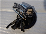 Disney Trading Pins  124080 Star Wars: The Last Jedi - Rey & Luke Skywalker Pin