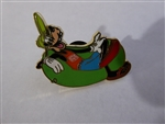 Disney Trading Pin 124183 WDW - Caribbean Beach - Under Construction - 2 pin set - Goofy Only
