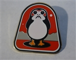 Star Wars: The Last Jedi Booster Pin Set - Porg Only