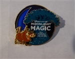 Disney Trading Pin 124294 DVC - Animal Kingdom - Pumbaa Moonlight Magic