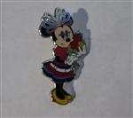 Disney Trading Pin 124467 Springtime Minnie