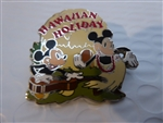 Disney Trading Pin 12451: 12 Months of Magic - Hawaiian Holiday
