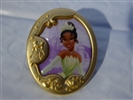 Disney Trading Pin 124727 Princess Gold Frame Mystery Collection - Tiana