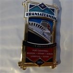 Disney Trading Pin 124979 DCL - Disney Magic Transatlantic 2016