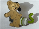 Disney Trading Pin 125053 SDR - Welcome Gelatoni Mystery Collection - Duffy Green