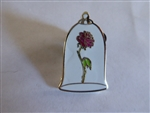 Disney Trading Pins 125165 Beauty and the Beast Icons (4 pins) - Rose in Bell Jar Only