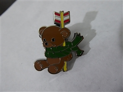 Disney Trading Pins 125339 Peter Pan Icons (4 pins) - Teddy Bear only