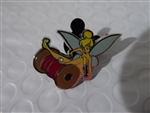 Disney Trading Pin   125343 Peter Pan Icons (4 pins) - Tinker Bell only