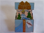 Disney Trading Pin 125357 WDW - Holiday Gift Box Resort Collection 2017 - Grand Floridian - Cinderella