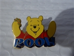 Disney Trading Pin 12 Months of Magic - Pooh