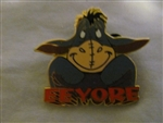 Disney Trading Pin 12539: 12 Months of Magic - Eeyore (Lanyard Starter Set)