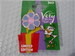 Disney Trading Pins 125403 WDW - MVMCP 2017 - Daisy Duck and Ornament Set