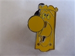 Disney Trading Pins 125436 Alice in Wonderland Icons (4 pins) - Door Knob only