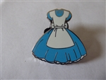 Disney Trading Pin 125437 Alice in Wonderland Icons (4 pins) - Blue Dress only