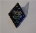 Disney Trading Pin 125542 Frozen Diamond Pixel Mystery Set - Bulda Only