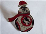 Disney Trading Pin 125647 Star Wars - BB-8 Santa Spinner