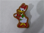 Disney Trading Pin  125690 Holiday Gingerbread Daisy 2017 - Gift Card Gift with Purchase