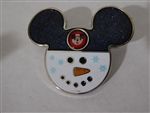 Disney Trading Pins  125773 Mickey Earhat Snowman
