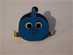 Disney Trading pins 126074 Tsum Tsum Mystery Pin Pack - Series 5 - Dory Only